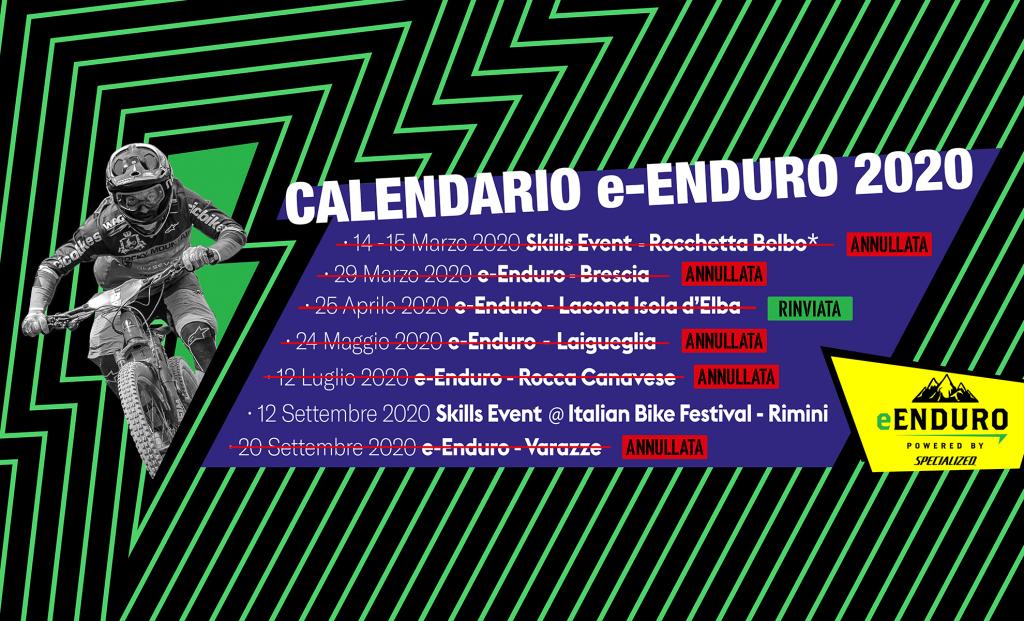 Calendario e-enduro 2020