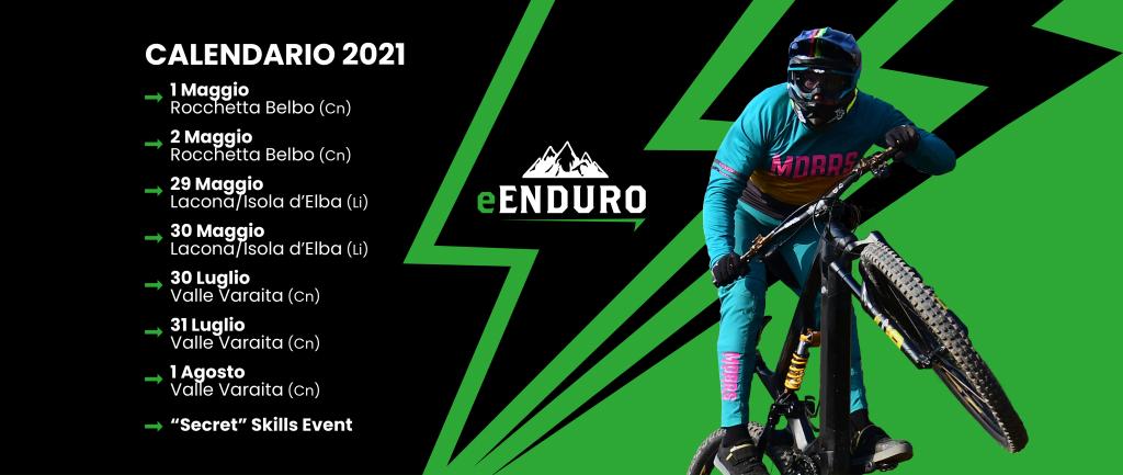 e-enduro calendario 2021